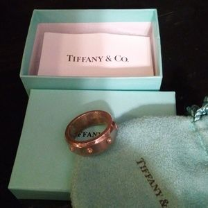 Tiffany's Men's Turbo Ring